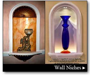 Pin wall niches on pinterest - Wall niches ...