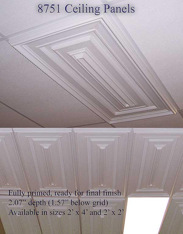 Drop Ceiling Tiles - Home Depot