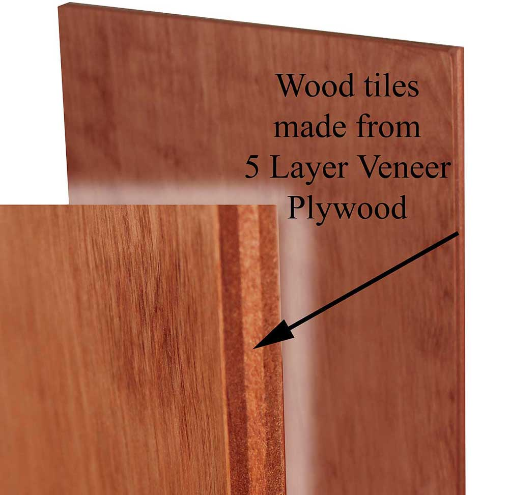 Red oak veneer ceiling tiles at wishihadthat sizes dailygadgetfo Image collections