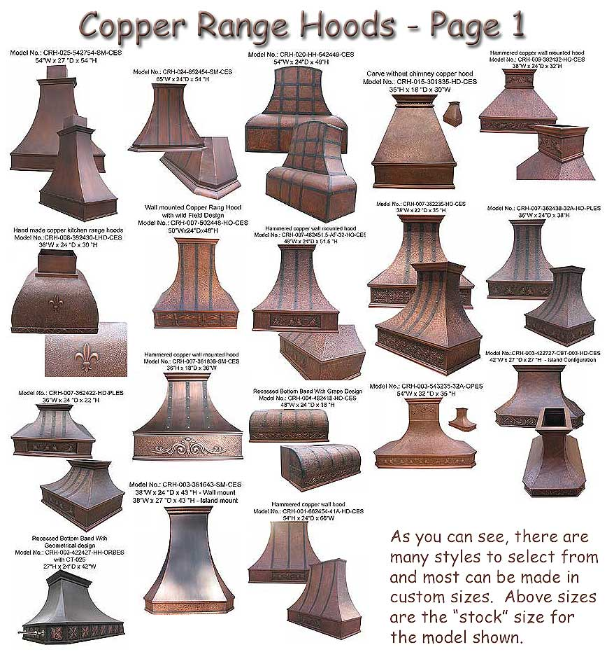 WishiHadThat Copper Hood CRH-008-362430