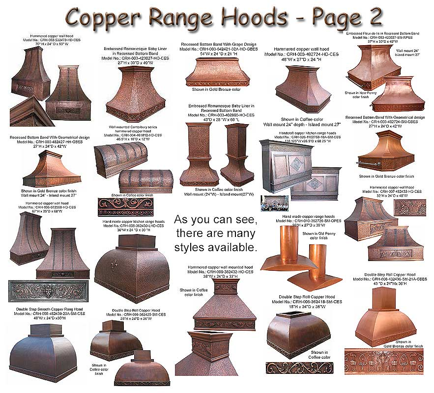 Wishihadthat Copper Hood Crh 007 482451 5