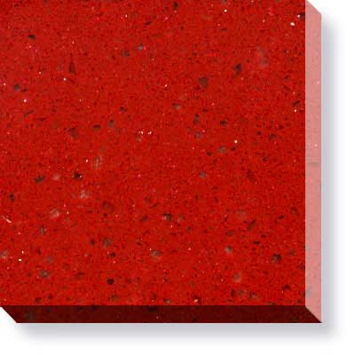 Red Countertop Materials : Zodiaq Color Collection
