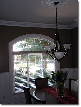 Arch Moulding After