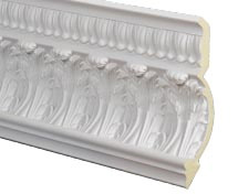 Acanthus Leaf Crown Molding