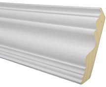 Plain Crown Molding