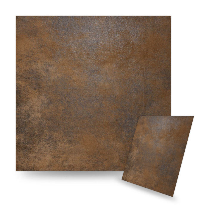 Faux leather ceiling tiles at for Faux leather floor tiles