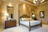 Bedroom Molding Design