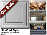 Stratford Ceiling Tile