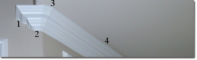 Cutting Crown Molding