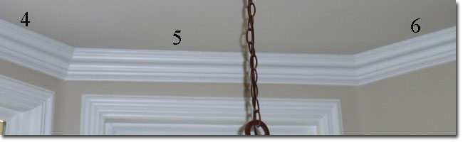 how to cut crown molding