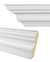 CM-1001 Flex Crown Molding