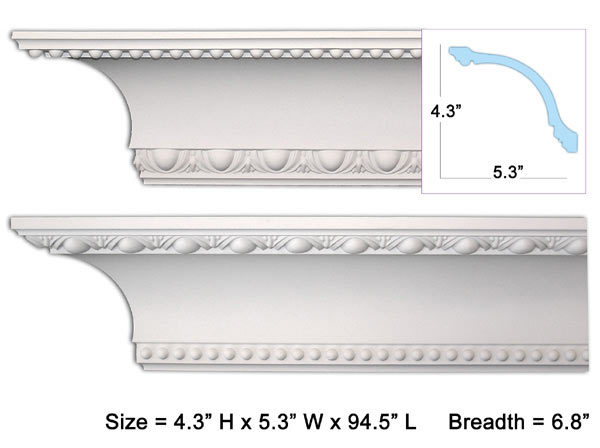 CM-1176 Crown Molding