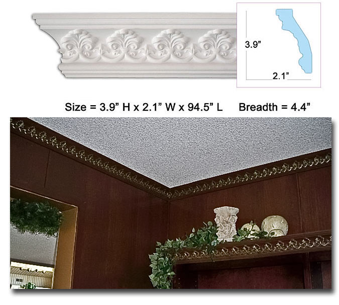 CM-1189 Crown Molding