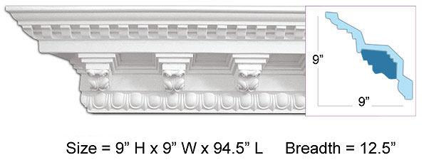 CM-5005 Crown Molding