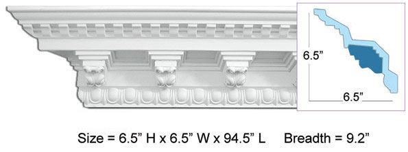 CM-5024 Crown Molding