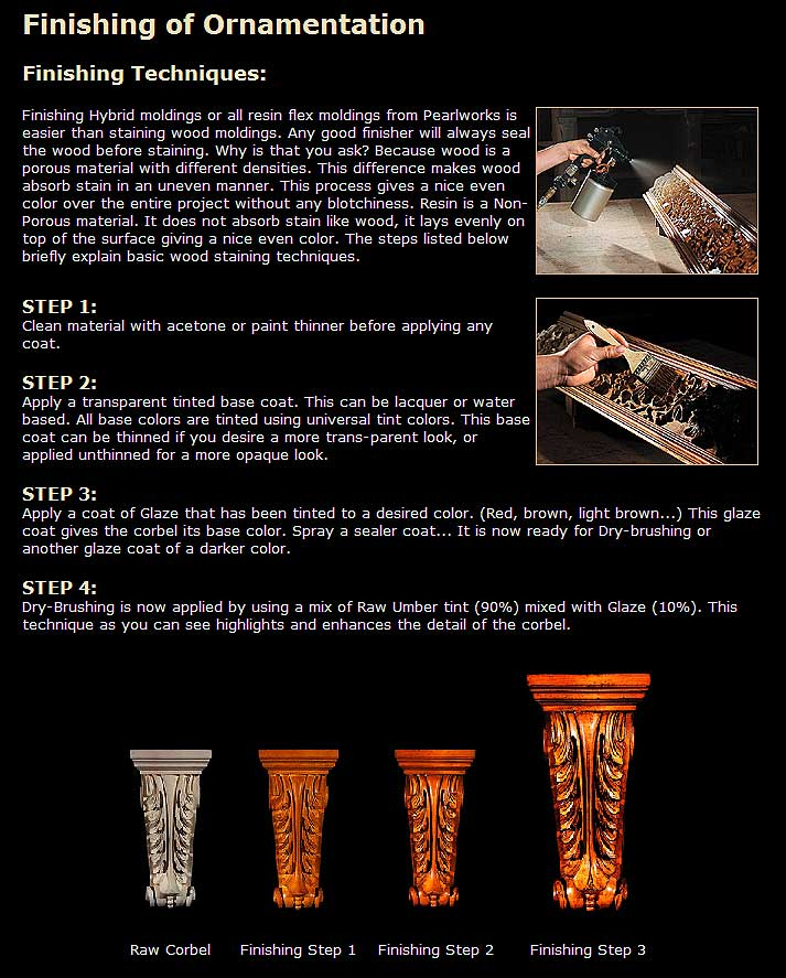How To Stain Resin