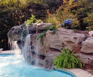 Backyard Garden Pond Waterfall Kit Wwp 010